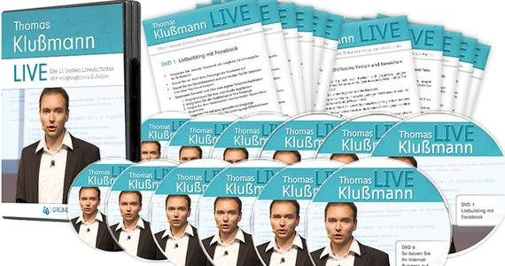 Thomas Klußmann Live